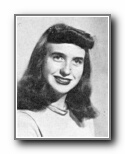 JANE BEEBOUT: class of 1948, Grant Union High School, Sacramento, CA.