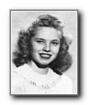 MARY ANN BRINKS: class of 1948, Grant Union High School, Sacramento, CA.
