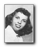MARILLA ROBERTSON: class of 1948, Grant Union High School, Sacramento, CA.