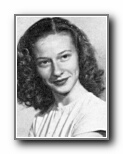 MARY LOU YOCUM: class of 1948, Grant Union High School, Sacramento, CA.