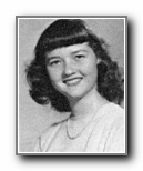 BETTY ERIKSON: class of 1948, Grant Union High School, Sacramento, CA.