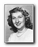 BARBARA BLAUE: class of 1948, Grant Union High School, Sacramento, CA.