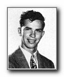 ALFRED ANDERSON: class of 1949, Grant Union High School, Sacramento, CA.