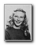 JOYCE ANDERSON: class of 1949, Grant Union High School, Sacramento, CA.