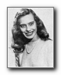COLEEN BATTERSON: class of 1949, Grant Union High School, Sacramento, CA.