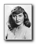 CAROL BERG: class of 1949, Grant Union High School, Sacramento, CA.