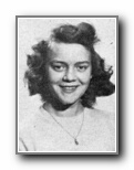 MARLENE BOWERS: class of 1949, Grant Union High School, Sacramento, CA.