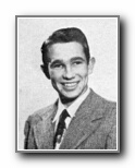 DON BRACE: class of 1949, Grant Union High School, Sacramento, CA.