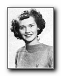 MARY SUE BRASHEARS: class of 1949, Grant Union High School, Sacramento, CA.