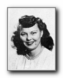 CAROLYN CAMERON: class of 1949, Grant Union High School, Sacramento, CA.