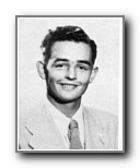 GERRY CANNON: class of 1949, Grant Union High School, Sacramento, CA.