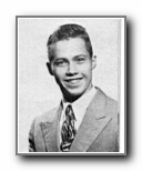 CLYDE CRIDLEBAUGH: class of 1949, Grant Union High School, Sacramento, CA.