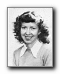 VERA FLANAGAN: class of 1949, Grant Union High School, Sacramento, CA.