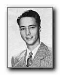 CLIFF FRISBIE: class of 1949, Grant Union High School, Sacramento, CA.