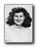 VIRGINIA GALE: class of 1949, Grant Union High School, Sacramento, CA.