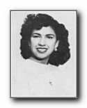 GLORIA GUERRERO: class of 1949, Grant Union High School, Sacramento, CA.