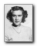 JANET IVERSON: class of 1949, Grant Union High School, Sacramento, CA.