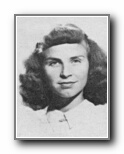 BETTY ABLE: class of 1949, Grant Union High School, Sacramento, CA.