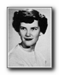 PEGGY CALLISON: class of 1950, Grant Union High School, Sacramento, CA.