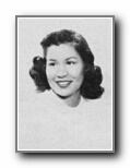 FRANCES CAMPOS: class of 1950, Grant Union High School, Sacramento, CA.