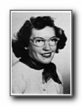 ALICE CANFIELD: class of 1950, Grant Union High School, Sacramento, CA.