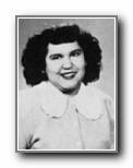 JOSEPHINE CARRILLO: class of 1950, Grant Union High School, Sacramento, CA.