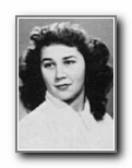 AUDREY CARY: class of 1950, Grant Union High School, Sacramento, CA.