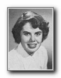 SONDRA CHAPMAN: class of 1950, Grant Union High School, Sacramento, CA.