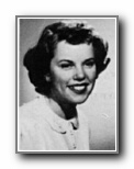 BARBARA CHAPMAN: class of 1950, Grant Union High School, Sacramento, CA.
