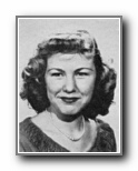 OLIVE CLEGHORN: class of 1950, Grant Union High School, Sacramento, CA.