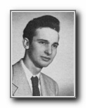 RONALD COLE: class of 1950, Grant Union High School, Sacramento, CA.