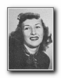 DONNA CONNERS: class of 1950, Grant Union High School, Sacramento, CA.