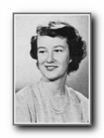 FRANCES COOPER: class of 1950, Grant Union High School, Sacramento, CA.