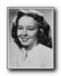 ARLENE COX: class of 1950, Grant Union High School, Sacramento, CA.