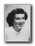 FLORENCE CRANE: class of 1950, Grant Union High School, Sacramento, CA.
