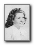 VIVIAN MAE CRAUSE: class of 1950, Grant Union High School, Sacramento, CA.