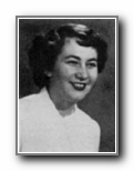 BARBARA CROCKETT: class of 1950, Grant Union High School, Sacramento, CA.