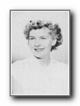 GERTRUDE CROSS: class of 1950, Grant Union High School, Sacramento, CA.