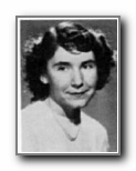 BETTY DANIELS: class of 1950, Grant Union High School, Sacramento, CA.