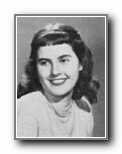 GLORIA LAURENCE: class of 1950, Grant Union High School, Sacramento, CA.
