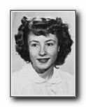 FRANCES LEVEQUE: class of 1950, Grant Union High School, Sacramento, CA.