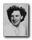 AGNES MANS: class of 1950, Grant Union High School, Sacramento, CA.