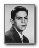 GEORGE MATRANGA: class of 1950, Grant Union High School, Sacramento, CA.