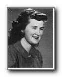 JOYCE MATTHEWS: class of 1950, Grant Union High School, Sacramento, CA.
