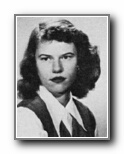 JERRIE McDONALD: class of 1950, Grant Union High School, Sacramento, CA.