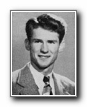 JOE Mc KNIGHT: class of 1950, Grant Union High School, Sacramento, CA.