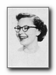 JANET Mc VEY: class of 1950, Grant Union High School, Sacramento, CA.