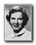 MARGARET MOHNEY: class of 1950, Grant Union High School, Sacramento, CA.