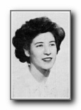 ERNESTINE MONTES: class of 1950, Grant Union High School, Sacramento, CA.