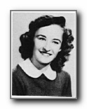 CAROL SACKETT: class of 1950, Grant Union High School, Sacramento, CA.